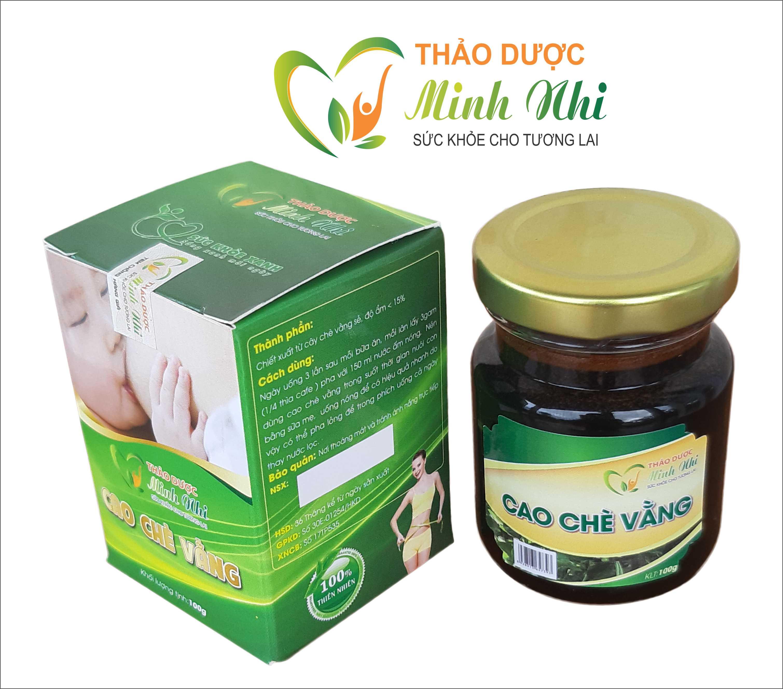 Cao Chè Vằng – Lợi Sữa, Giải độc Thanh nhiệt, Ổn định huyết áp