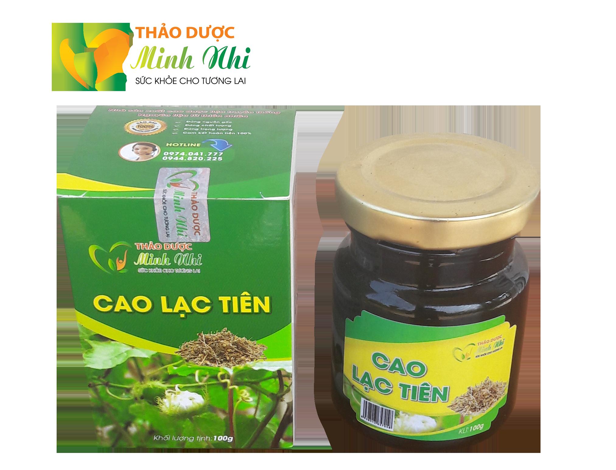 Cao Lạc Tiên – Điều trị mất ngủ, Khó ngủ, Giúp an thần