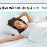 Mất ngủ và cách tự điều trị đơn giản mà hiệu quả tại nhà
