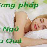 Bí quyết lấy lại giấc ngủ ngon – Chữa mất ngủ hiệu quả, an toàn