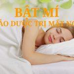Cao Lạc Tiên – Trị chứng mất ngủ thường xuyên