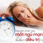 Câu hỏi thường gặp về bệnh mất ngủ và phương pháp giúp ngủ ngon sau giấc